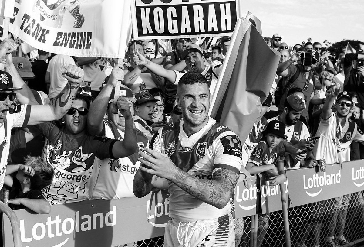 Episode #03: Joel Thompson | NRL Player, Presenter, Mentor & Inspirer